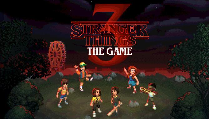 Stranger Things 3: The Game Free Download