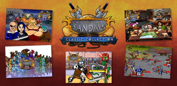 Swords and Sandals Classic Collection Torrent Download