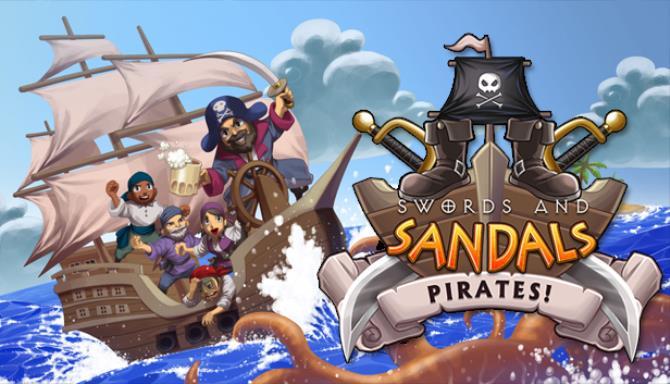 Espadas y Sandalias de Piratas Descargar Gratis