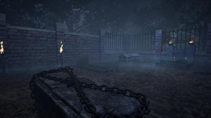 The Cross Horror Game Torrent Download