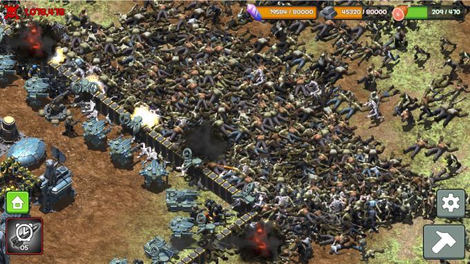 Zombie Rush : Extinction PC Crack