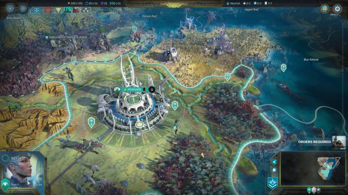 Age of Wonders: Planetfall PC Crack
