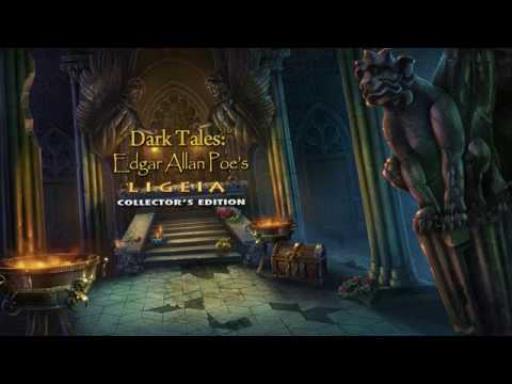 Dark Tales: Edgar Allan Poe's Ligeia Collector's Edition Free Download