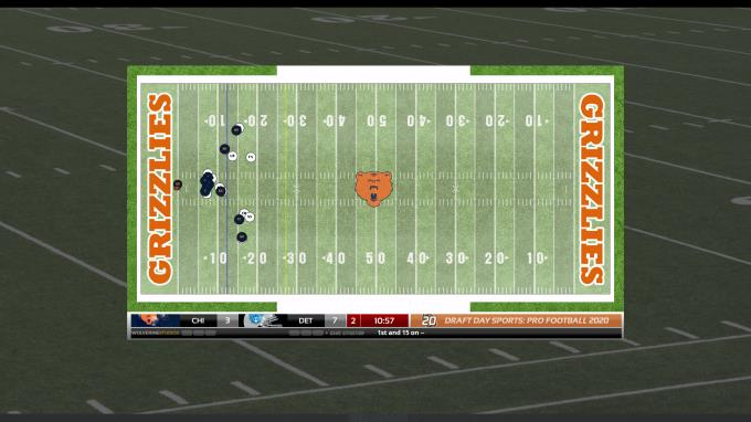 Draft Day Sports: Pro Football 2020 Torrent Download