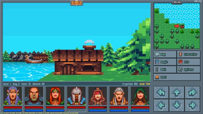 Legends of Amberland: The Forgotten Crown PC Crack