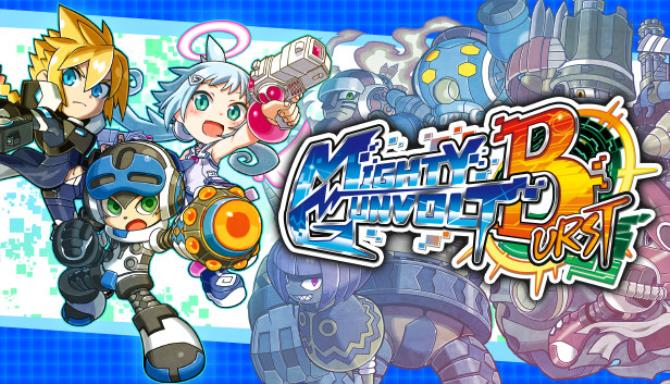 MIGHTY GUNVOLT BURST Free Download