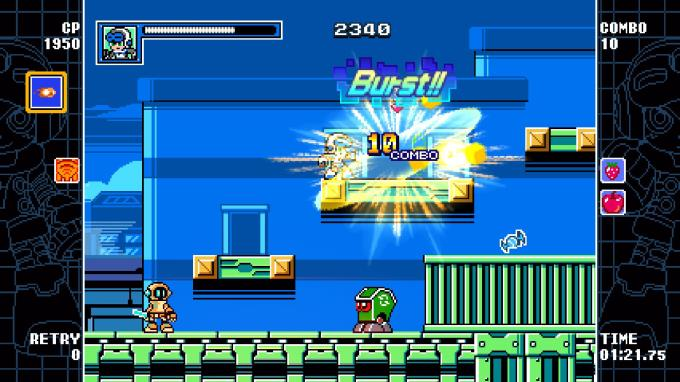 MIGHTY GUNVOLT BURST Torrent Download