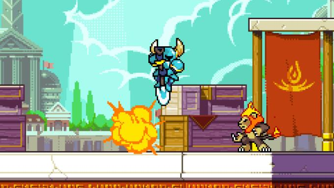 Rivals of Aether: Shovel Knight Torrent Download