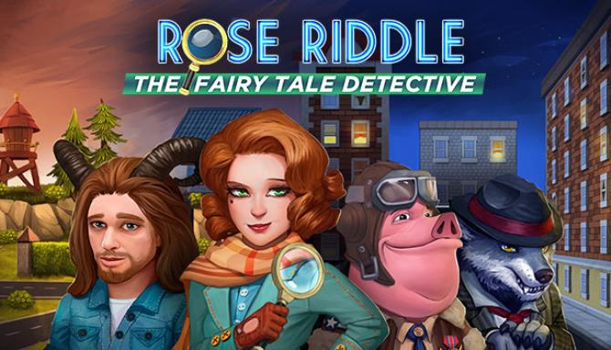 Rose Riddle: Fairy Tale Detective Free Download