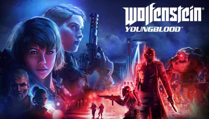 Wolfenstein: Youngblood Free Download
