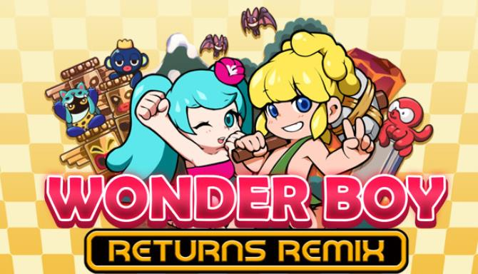 Wonder Boy Returns Remix Free Download