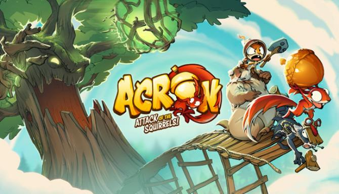 Acron: Attack of the Squirrels! free download