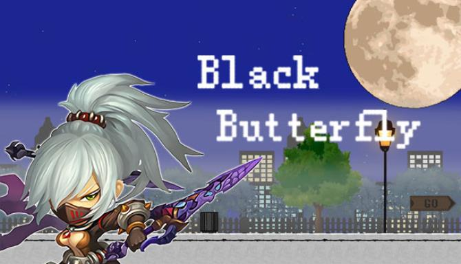 Black Butterfly Free Download