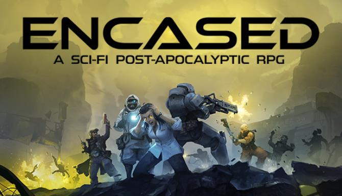 [GAMES] Encased: A Sci-Fi Post-Apocalyptic RPG Free Download