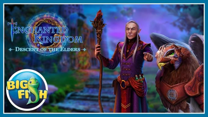 Enchanted Kingdom: Descent of the Elders Free Download