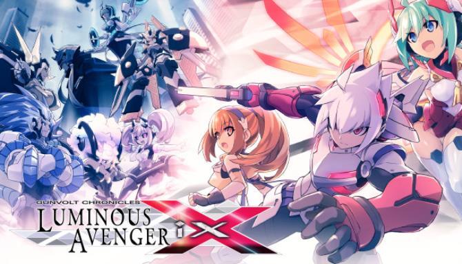 [GAMES] Gunvolt Chronicles: Luminous Avenger iX Free Download