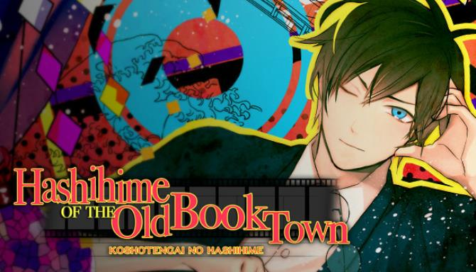 [GAMES] Hashihime of the Old Book Town Free Download