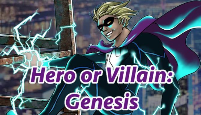 Hero or Villain: Genesis Free Download