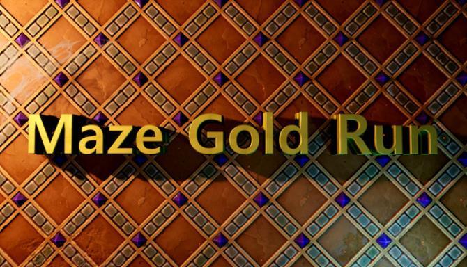 Maze Gold Run Free Download