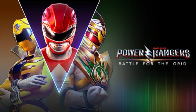[GAMES] Power Rangers: Battle for the Grid Free Download
