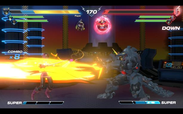 Power Rangers: Battle for the Grid PC Crack