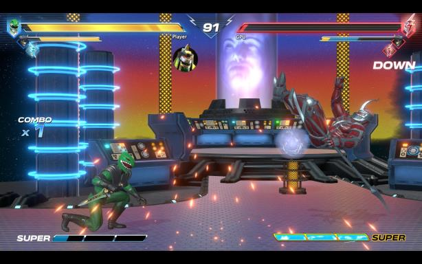 Power Rangers: Battle for the Grid Torrent Download