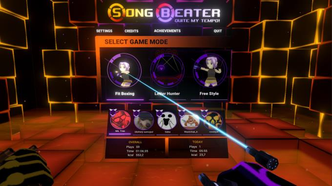 Song Beater: Quite My Tempo! Torrent Download