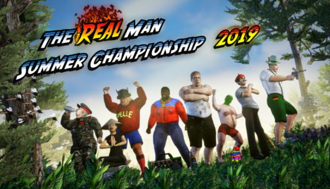 [GAMES] The Real Man Summer Championship 2019 Free Download