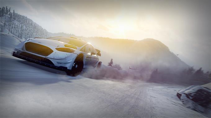 WRC 8 FIA World Rally Championship PC Crack