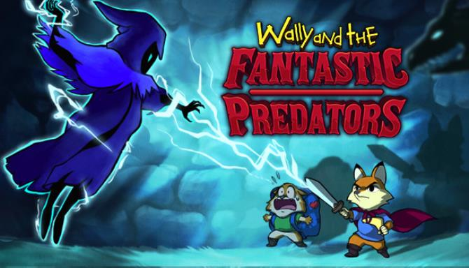 Wally and the FANTASTIC PREDATORS Free Download