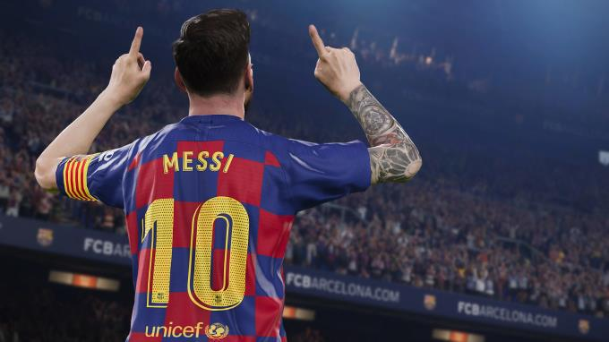 eFootball  PES 2020 Torrent Download