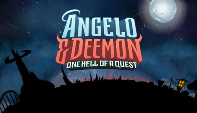 [GAMES] Angelo and Deemon: One Hell of a Quest Free Download