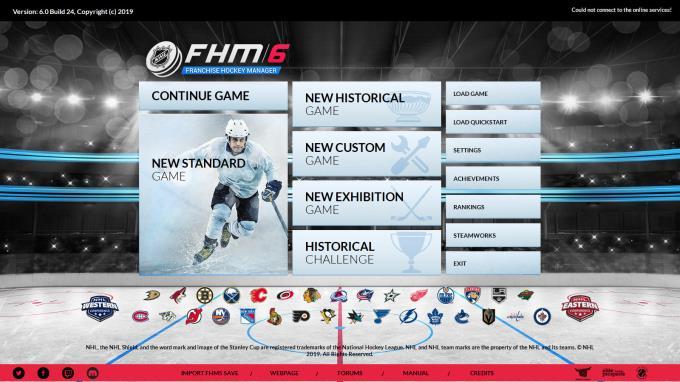 Franchise Hockey Manager 6 Torrent Download