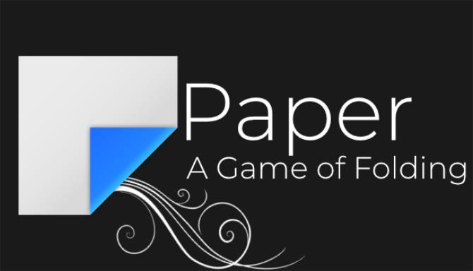 [GAMES] Paper – A Game of Folding Free Download
