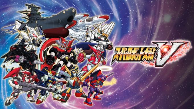 Super Robot Wars V Free Download