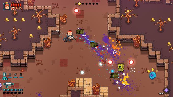 Space Robinson: Hardcore Roguelike Action Torrent Download