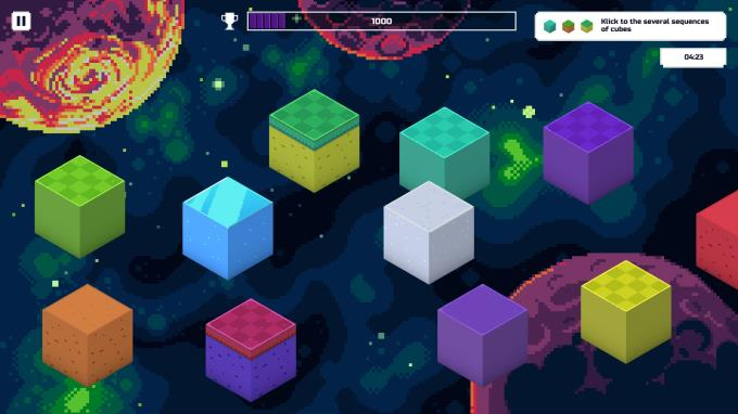 Achievement Machine: Cubic Chaos