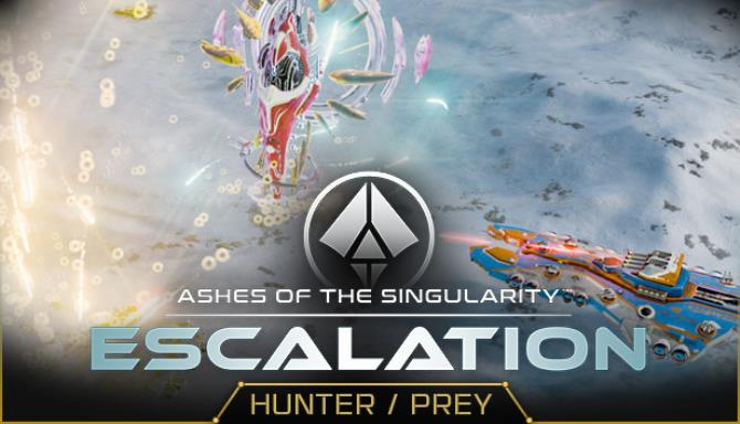 Ashes of the Singularity: Escalation – Hunter / Prey Expansion Free Download