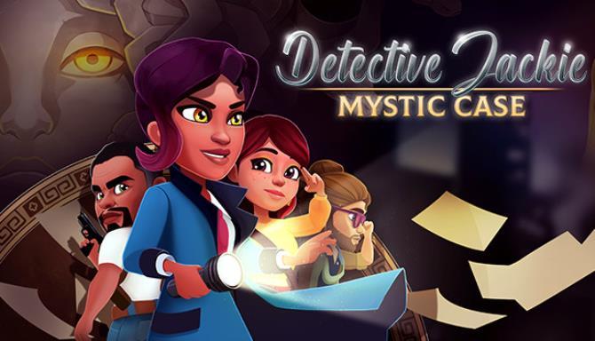 Detective Jackie - Mystic Case Free Download