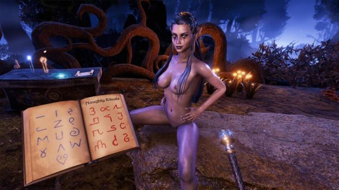 Elven Love: Naughty Rituals Torrent Download