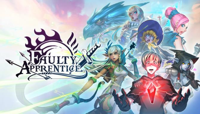 Faulty Apprentice - Fantasy Visual Novel / Dating Sim Free Download