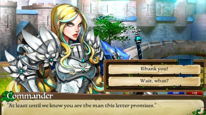 Faulty Apprentice - Fantasy Visual Novel / Dating Sim Torrent Download