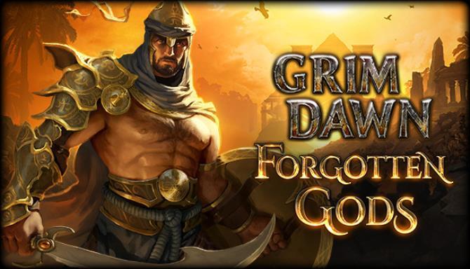 Grim Dawn - Forgotten Gods Expansion Free Download
