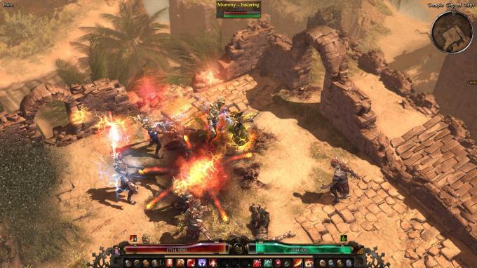 Grim Dawn - Forgotten Gods Expansion PC Crack