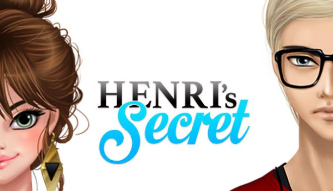 Henri's Secret - Visual novel Free Download