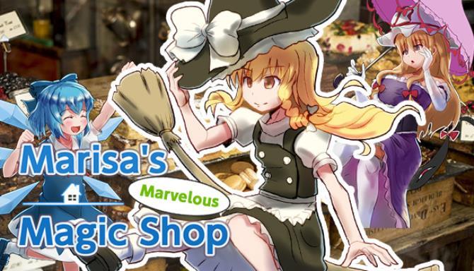 Marisa's Marvelous Magic Shop Free Download