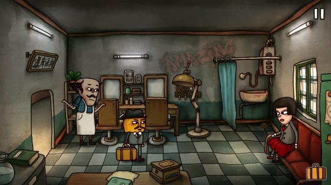 Mr. Pumpkin 2: Kowloon walled city PC Crack
