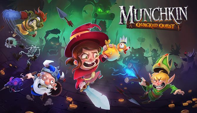 Munchkin: Quacked Quest Free Download