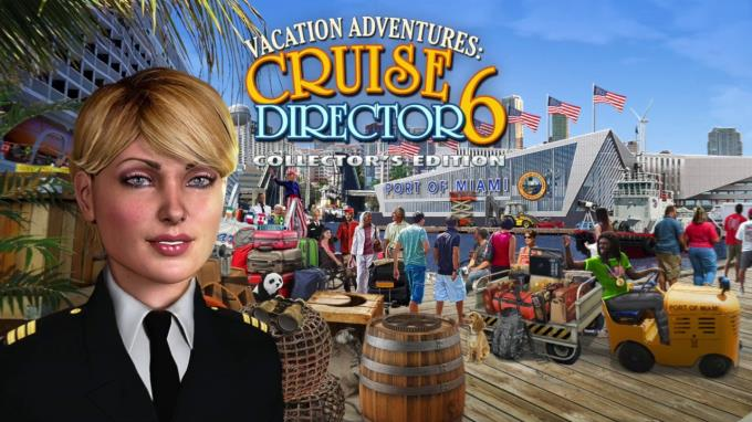 Vacation Adventures: Cruise Director 6 Collector's Edition free download