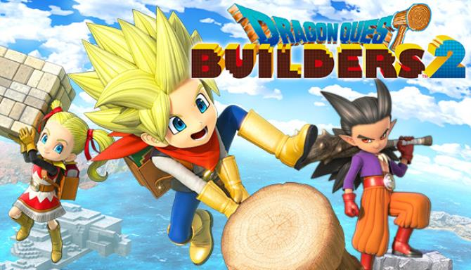 DRAGON QUEST BUILDERS 2 (FULL UNLOCKED) free download